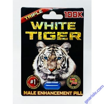 Wicked Gold 1750mg Triple Male Sexual Performance Enhancement Pill