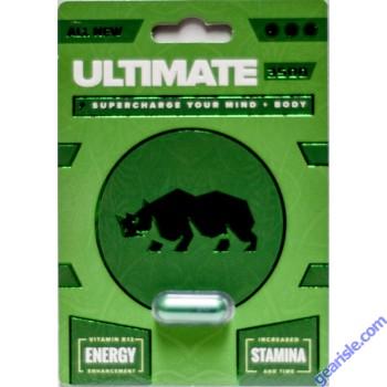 Ultimate 3500 Green Pill Male Enhancement