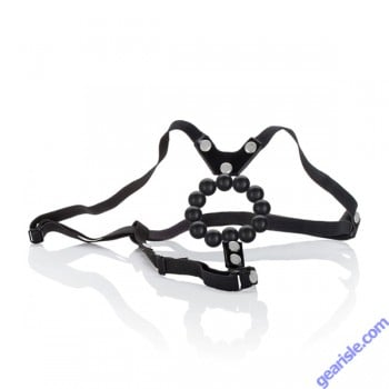 Lover's Thong With Stroker Beads Uniquely Erotic