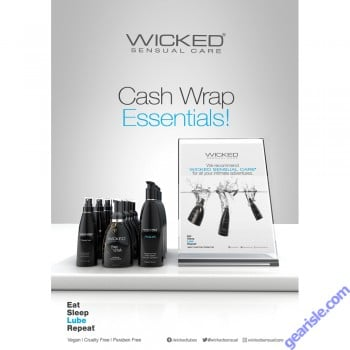 Cash Wrap Essentials Pack 2019