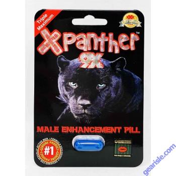 Super Panther 7K Original Genuine Triple Maximum for Men 1 Pill