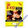 3 KO White Solo XT 1200mg Male Enhancement Pill