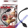 Anal Balloon Pump Black RAM