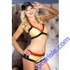 Racy Racer Bedroom Roleplay Costume Women Sexy Lingerie BW1271