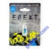 Erekt Male Enhancement Supplement 300mg Pill Single Pack
