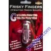 Frisky FIngers Vibrating Finger Bullet Purple Toy