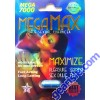 Mega Max 5000 Male Sexual Enhancement No Headache Blue Pill