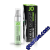 System Jo Oral Delight Arousal Gel Peppermint Pleasure 1 Oz