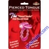 Pierced Tongue X Treme Vibrating Pleasure Ring