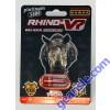 Rhino V7 Platinum 5000 Red Pill 5 Stars Male Enhancement Pill