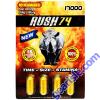 Rush 74 Gold 4 Pills Pack 17000 Male Enhancement Pill