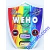 WEHO Double Gold Purple Male Enhancement Pill