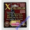 Xcalibur Extreme 8000 Male Sexual Performance Enhancement Pill