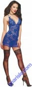 Dreamgirl 7351 My True Beauty Lace Chemise