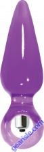 4 Speed Extreme Pleasure Purple Probe Butt Plug