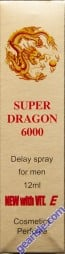 Super Dragon 6000 Delay Spray for Men by