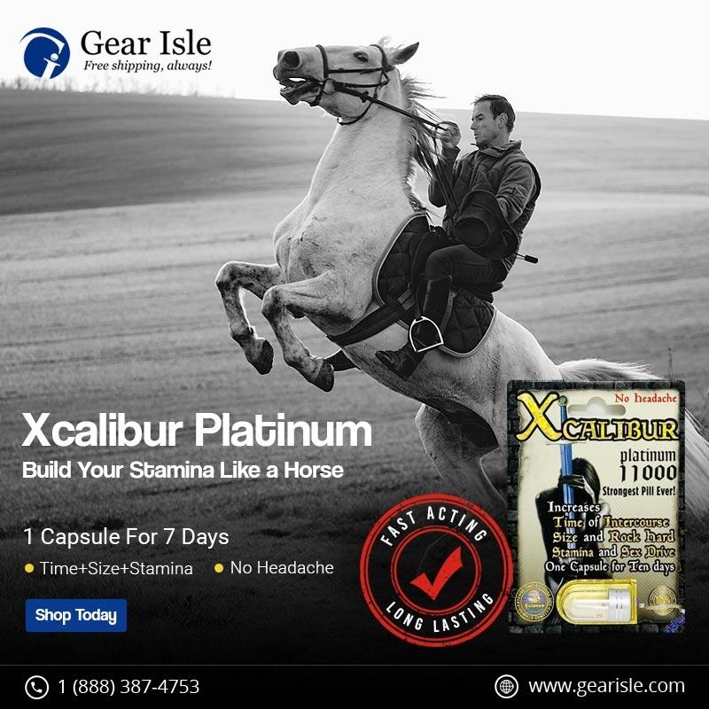 Xcalibur Platinum 1100