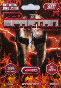 Red Spartan 3000