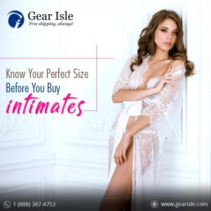 Know Your Perfect Size Before You Buy Intimates Online
