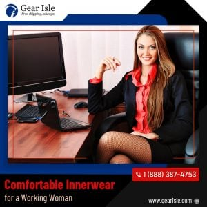 Tips to Buy Comfortable Innerwear Online for a Working Woman