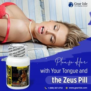 Tips to Please Her with Your Tongue and the Zeus Pill